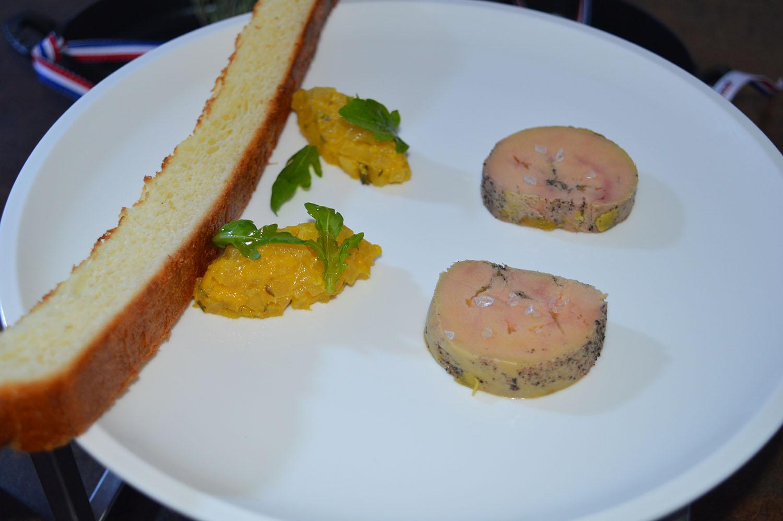 Foie Gras Torchon, Pain d - Photo Credit: thespotist.com