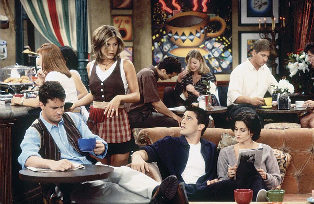 Hangout spots teens